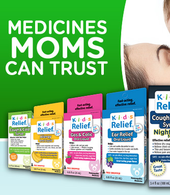Kids 0-9 Homeopathic Children Medicine